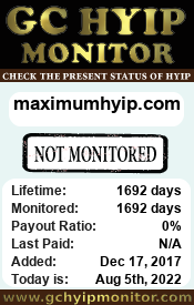 Monitored by gchyipmonitor.com